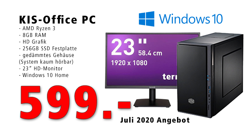 Office PC Monitor Angebot